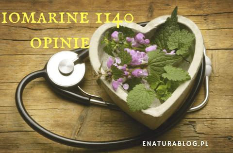 Biomarine 1140 Cena, Opinie i Właściwości.