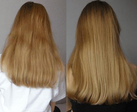 olej lniany na włosy dawkowanie