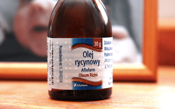 recenzja olejeku rycynowego enaturablog