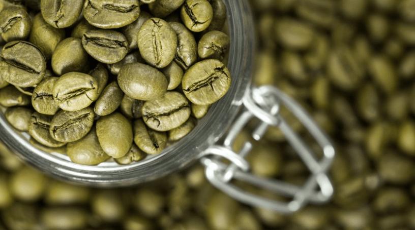 zielona kawa na odchudzanie - enaturablog