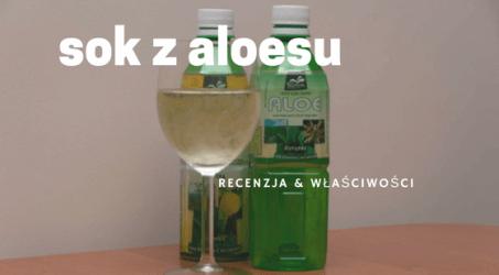 Sok z Aloesu Właściwości Lecznicze i Zastosowania – Cena Ranking